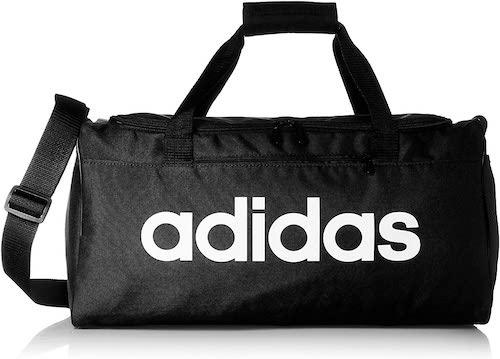 adidas/ダッフルバッグリニアチームバッグS