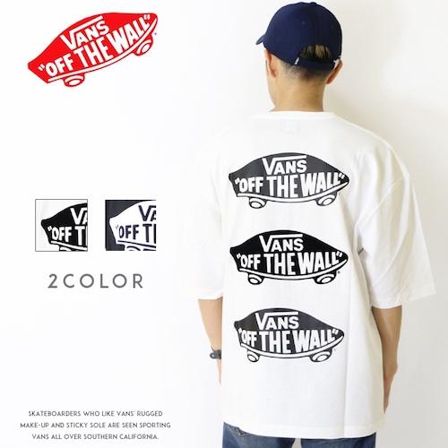 VANS/tシャツ