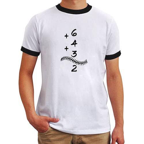 Eddany/リンガー Tシャツ