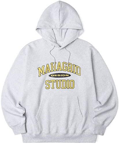 mahagrid/COLLEGE LOGO HOODIE