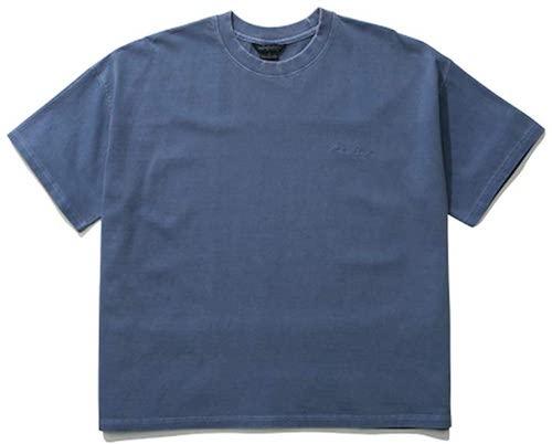 インサイドステッチ半袖Tシャツ