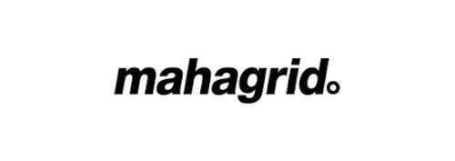 mahagrid ロゴ