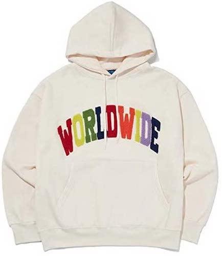 RAINBOW WORLDWIDE HOODIE