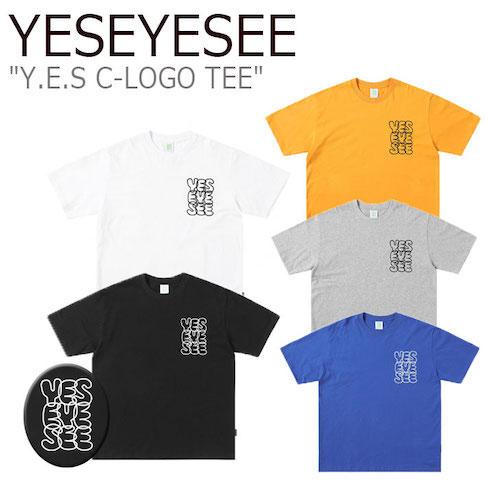 Y.E.S C-LOGO TEE