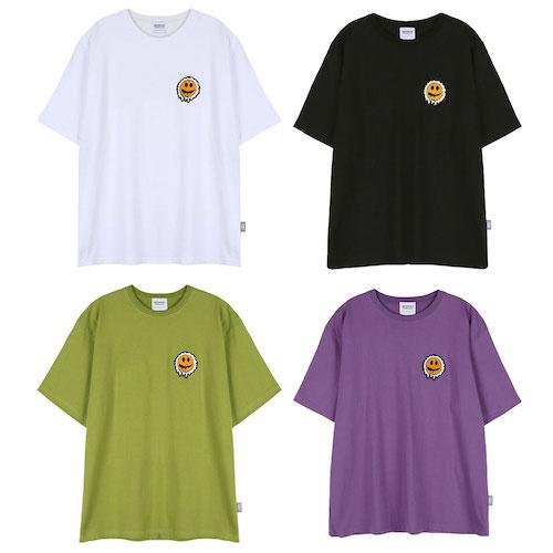 スマイルロゴ Tシャツ
